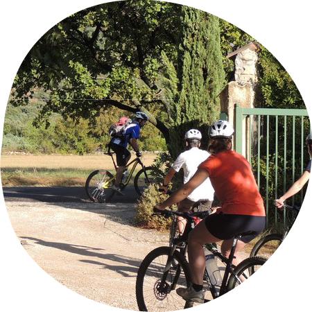 VTT Ardèche - Cycling in Ardèche