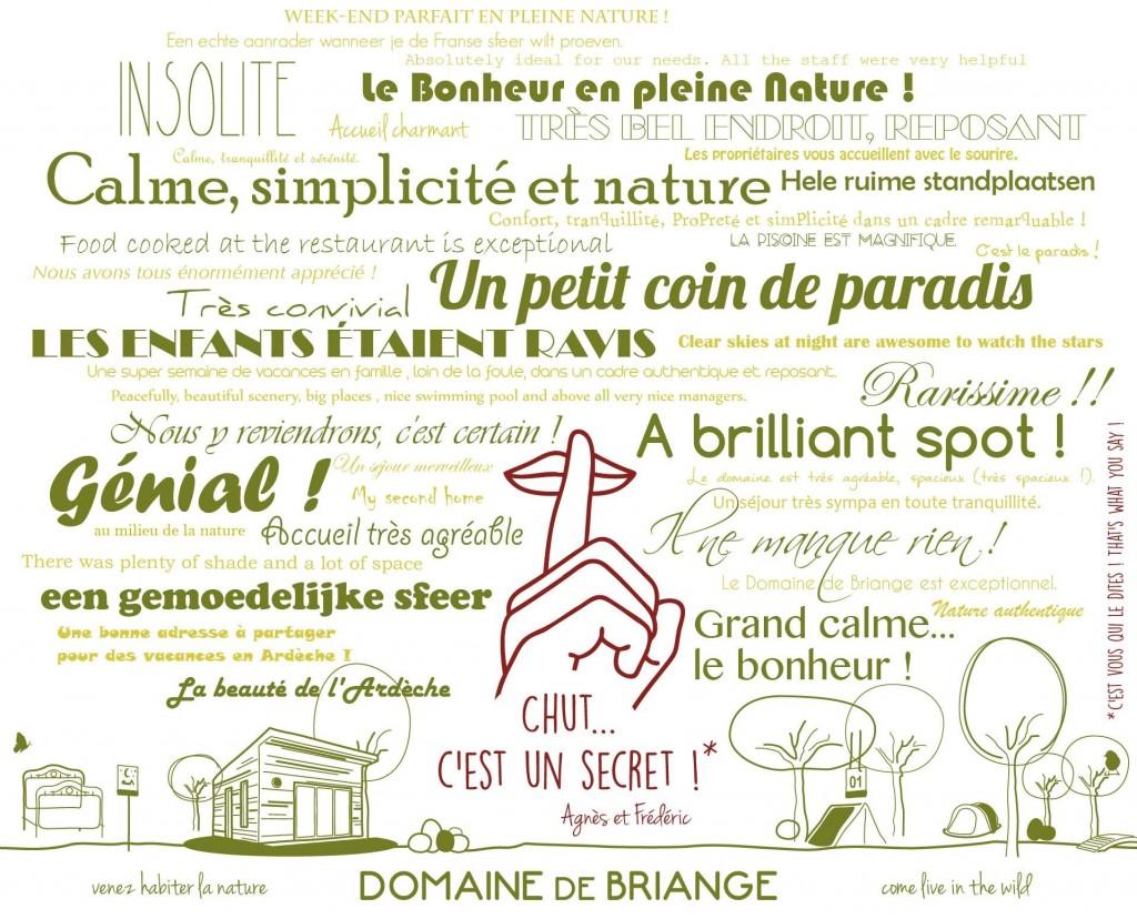 comments on Domaine de Briange