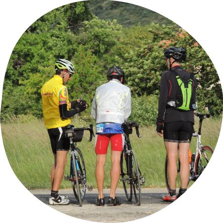 Velo en Ardèche - Cycling in Ardèche