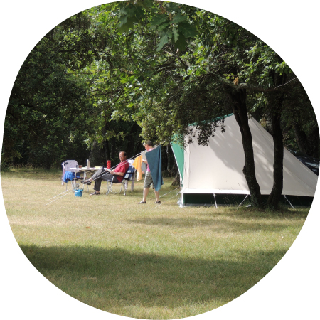 GrandsEmplacemrnts-CampingArdeche - Large spacious pitches