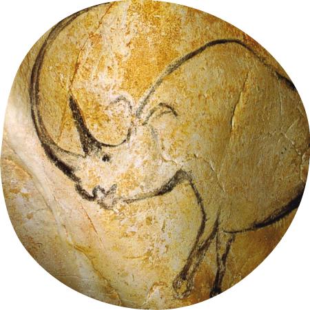 PeinturePrehistorique-GrotteChauvet - Chauvet Cave