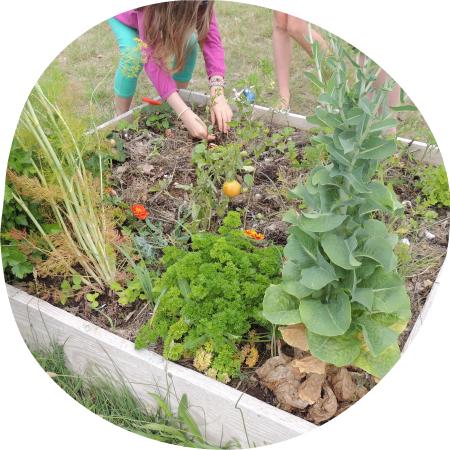 séjour jardinage en ardèche