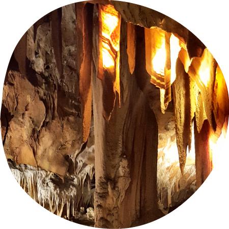 grotte de la madeleine