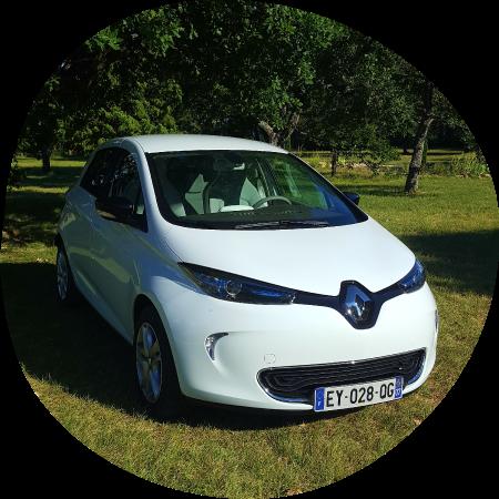 location voiture électrique en Ardèche