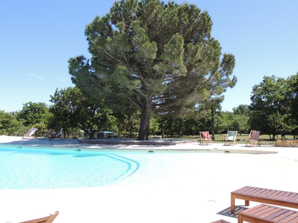 Notre grande piscine
