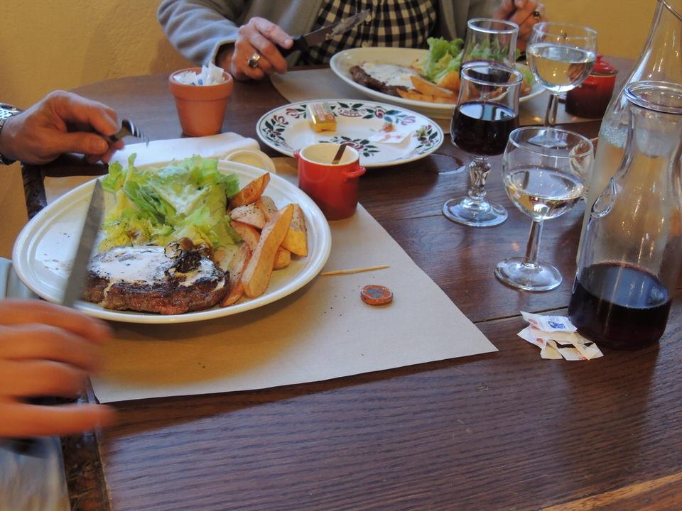 restaurant in Ardèche