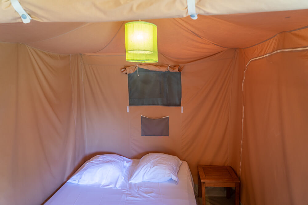 comfortable bedroom