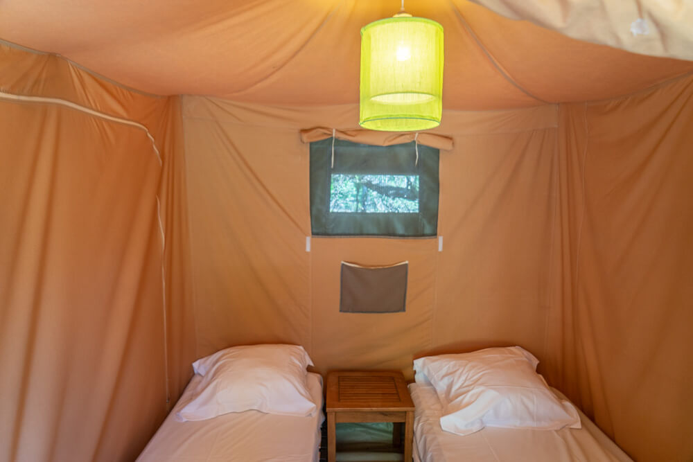 4-person accommodation