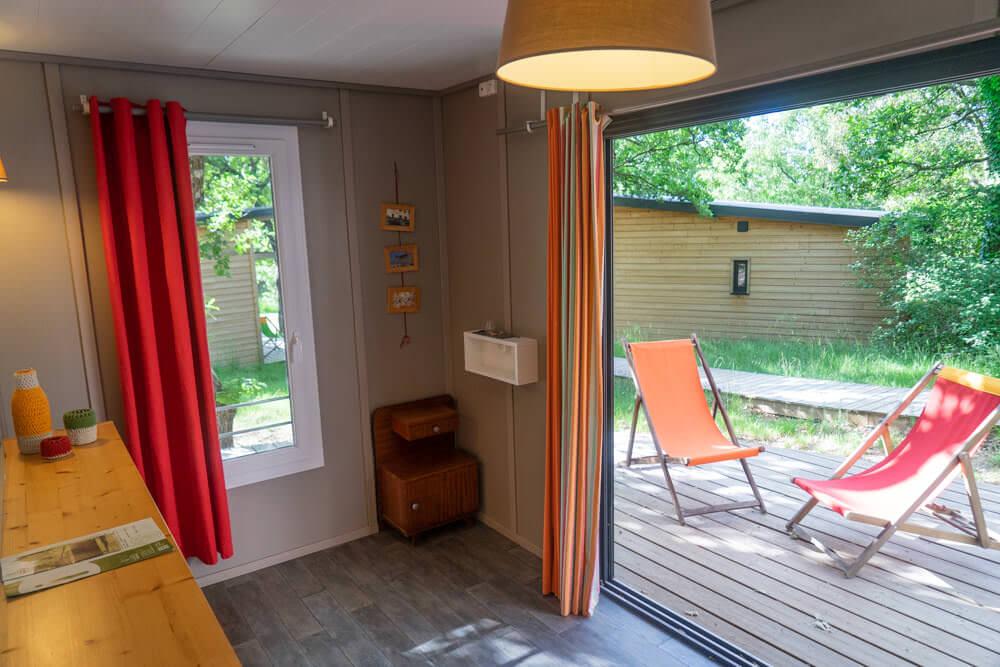 2-person accommodation in Ardeche