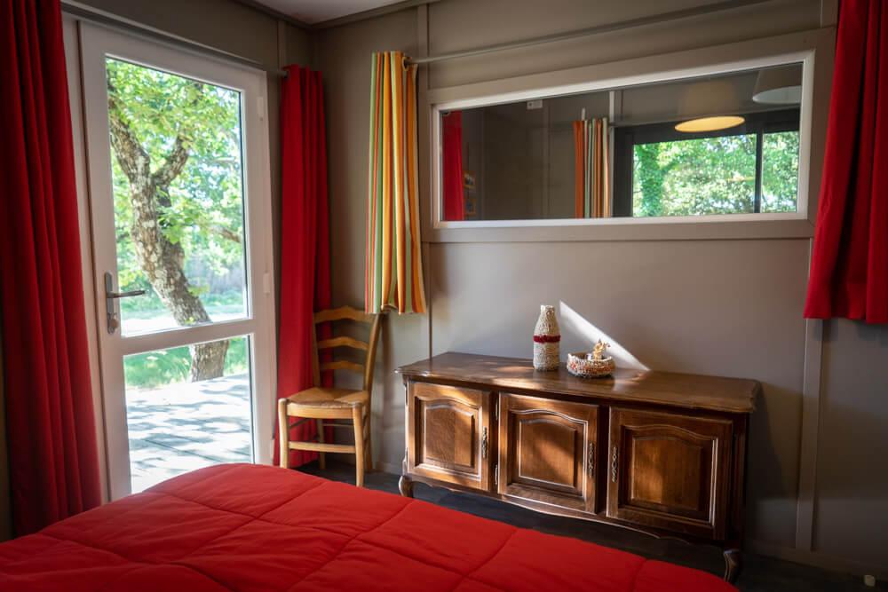 2-person suite in Ardeche
