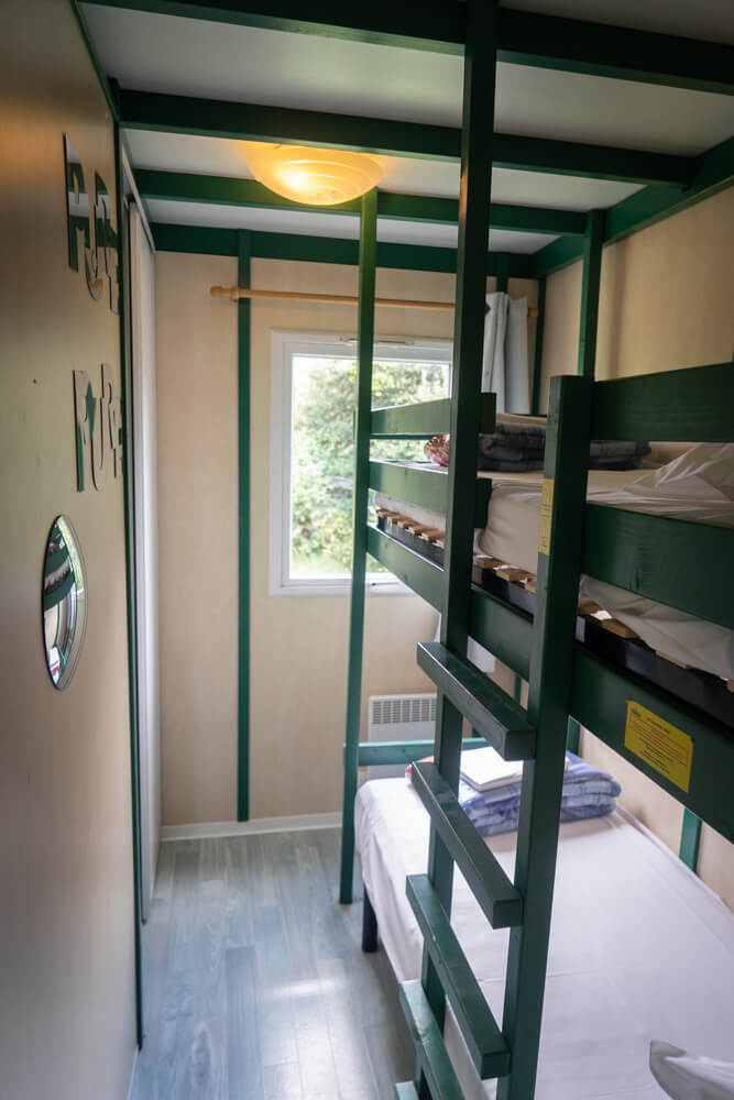 6-person accommodation