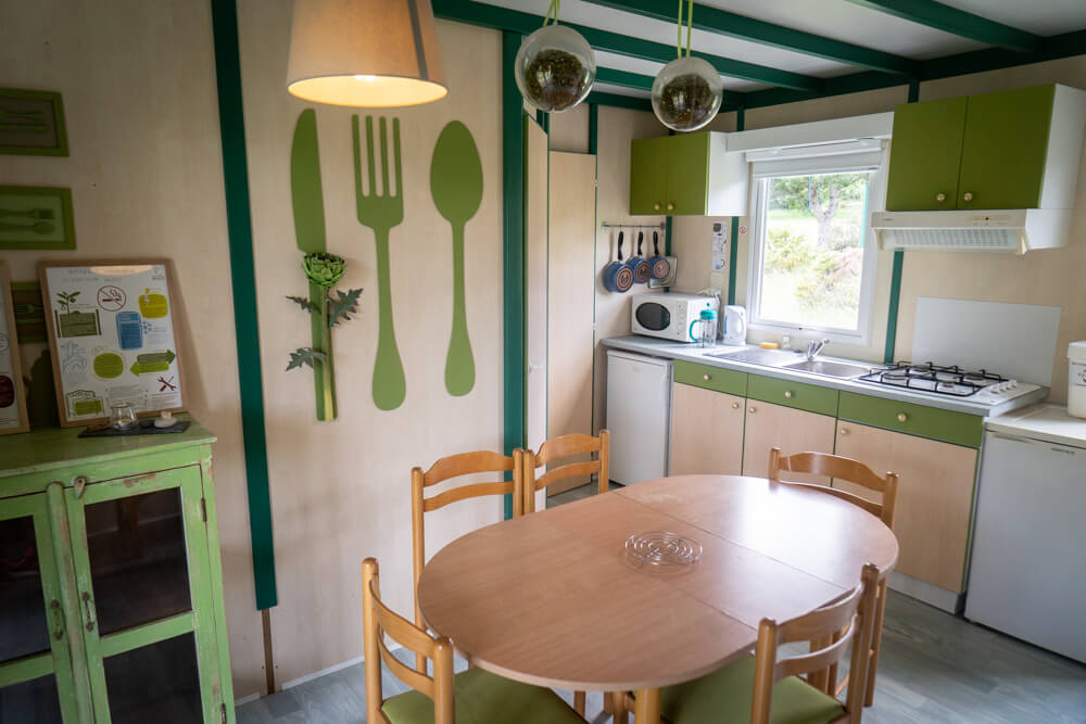 family accommodation in Ardeche