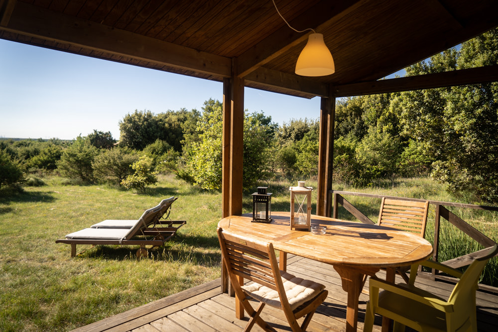 Les Cades - nature surrounded accommodation
