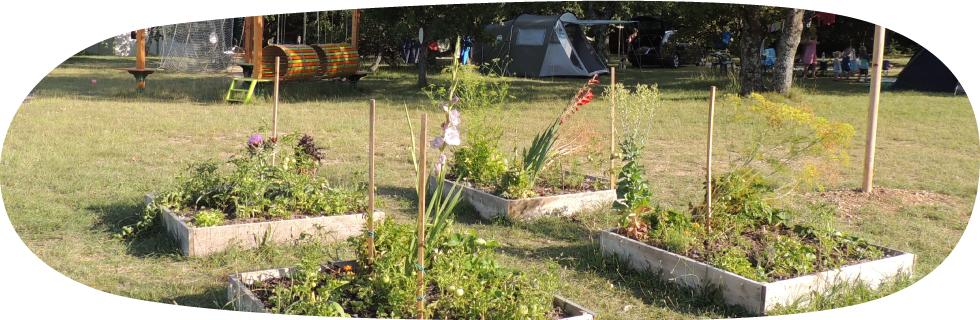 eco-friendly campsite