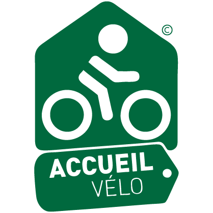 Welcome cyclists - Domaine de Briange - Camping quality labels - Accueil vélo