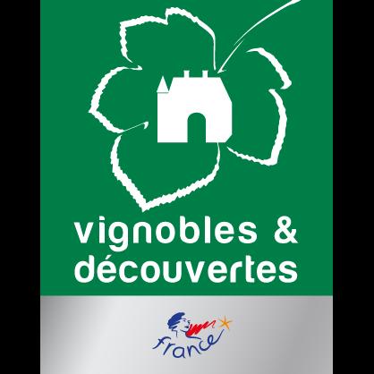 Vignobles et découvertes - Domaine de Briange - wine and tourist label