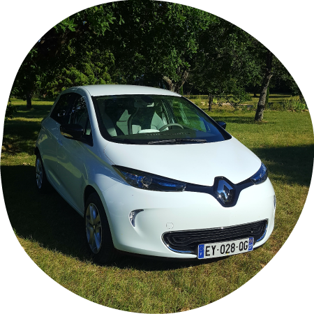 rent an electric car for your holiday in the Ardèche