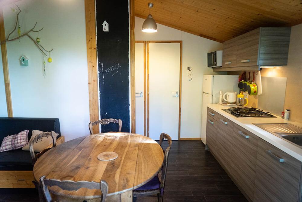 nature accommodation