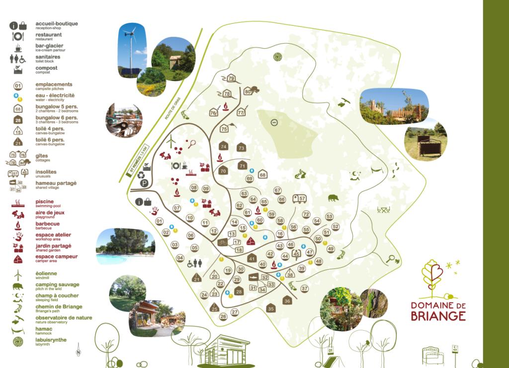 domaine map