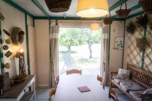 Bungalow en Ardèche 6 places
