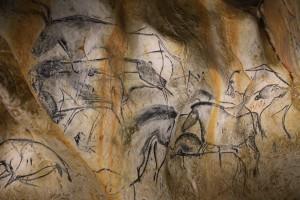 Restitution de la Grotte Chauvet