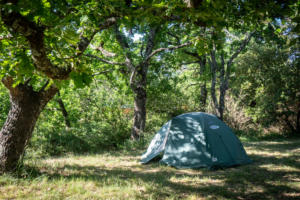 Camping grands emplacements